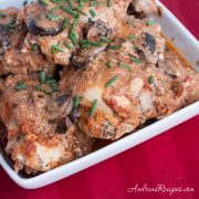 Slow Cooker Paprika Chicken - Andrea Meyers