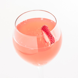 Strawberry Lavender Lemonade - Andrea Meyers