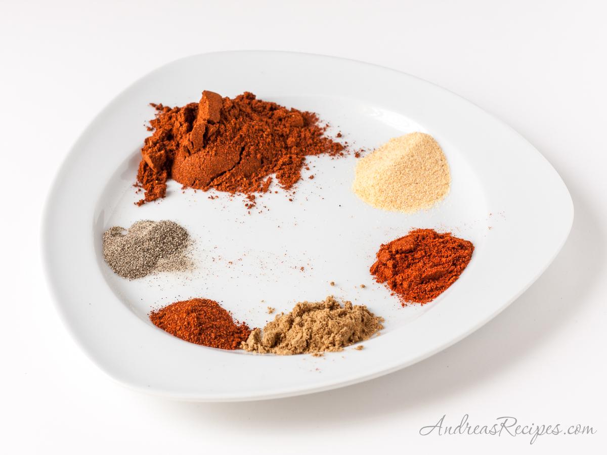 Spicy Chipotle Taco Seasoning - Andrea Meyers