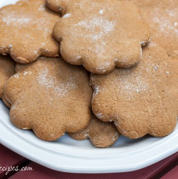 Joe Froggers (New England Molasses Cookies) - Andrea Meyers