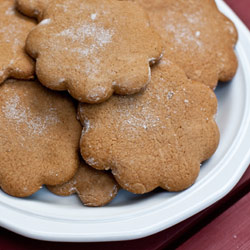 Joe Froggers Recipe (New England Molasses Cookies) - Andrea Meyers