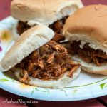 Ann's Slow Cooker Pulled Pork - Andrea Meyers