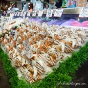 Crabs at Pike Place Fish, Seattle - Andrea Meyers