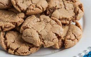 Peanut Butter Cookies from Mouse, Cookies, and More