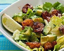 Good Bite: Real Fast Food (Spicy Shrimp Salad)