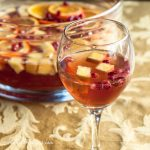 Sparkling Pomegranate Punch - Andrea Meyers