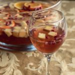 Sparkling Pomegranate Punch Recipe - Andrea Meyers