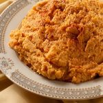 Mashed Sweet Potatoes with Moroccan Spices - Andrea Meyers