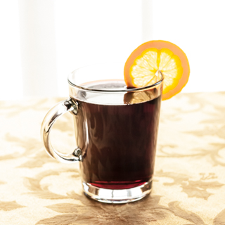 Hot Mulled Wine, by Andrea Meyers