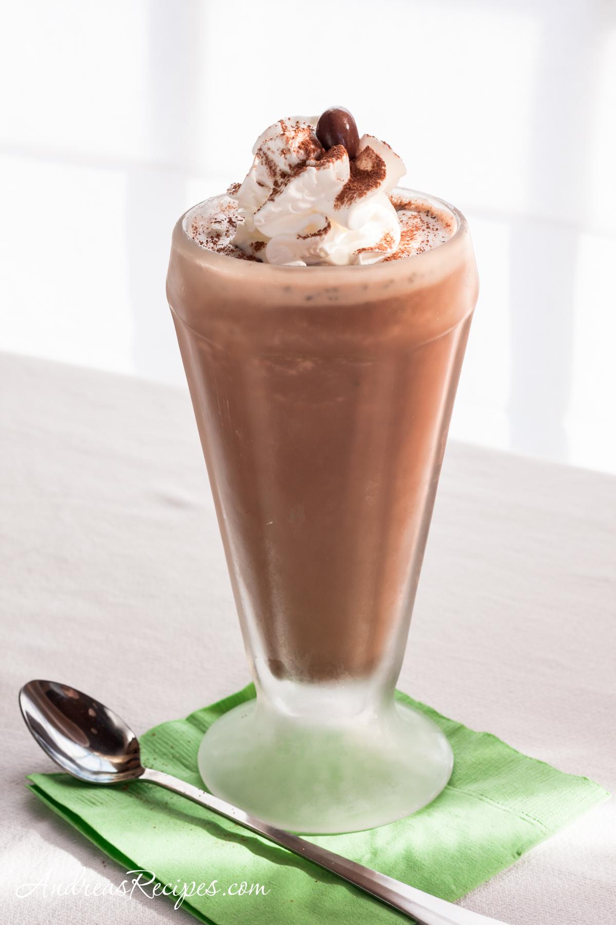 Luck of the Irish Milkshake - Andrea Meyers