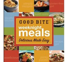 Announcing the Good Bite Cookbook