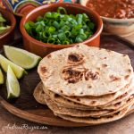 Whole Wheat Tortillas - Andrea Meyers