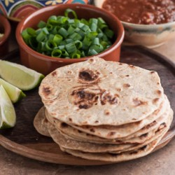 Whole Wheat Tortillas Recipe (The Kids Cook Monday) - Andrea Meyers