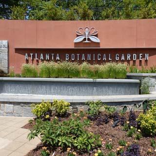 Atlanta Botanical Garden - Andrea Meyers
