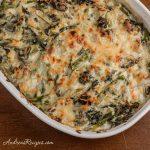 Asparagus and Chard Gratin - Andrea Meyers