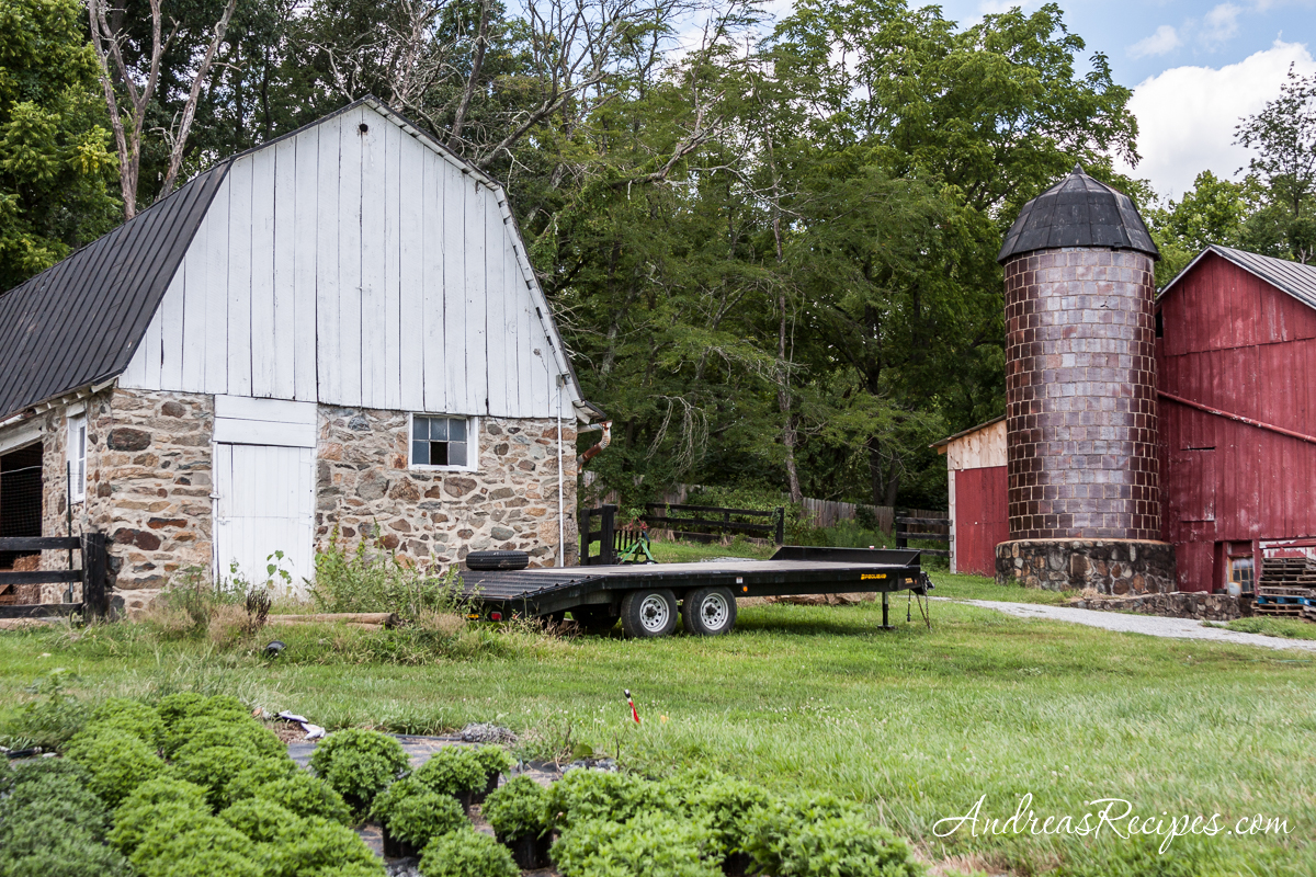 Wegmeyer Farms barns - Andrea Meyers