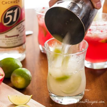 Caipirinha Cocktail - Andrea Meyers