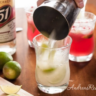 Caipirinha Cocktail Recipe - Andrea Meyers