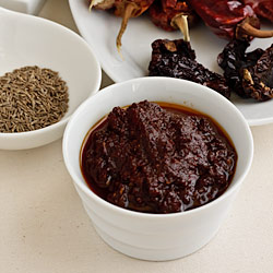 From the Pantry: Guajillo Chiles (Harissa Sauce)