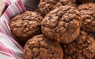 Apple Butter Muffins
