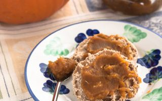 Ticonderoga Farms: Autumn Pumpkins (Roasted Pumpkin Butter)