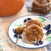 Roasted Pumpkin Butter - Andrea Meyers