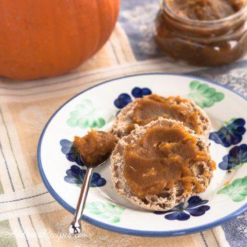 Roasted Pumpkin Butter - Andrea Meyers
