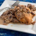 Creamy Chicken Marsala - Andrea Meyers