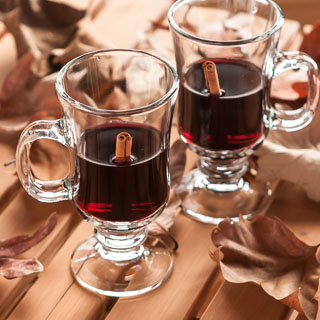 Sarah's Patio Mulled Wine, Chrysalis Vineyards - Andrea Meyers