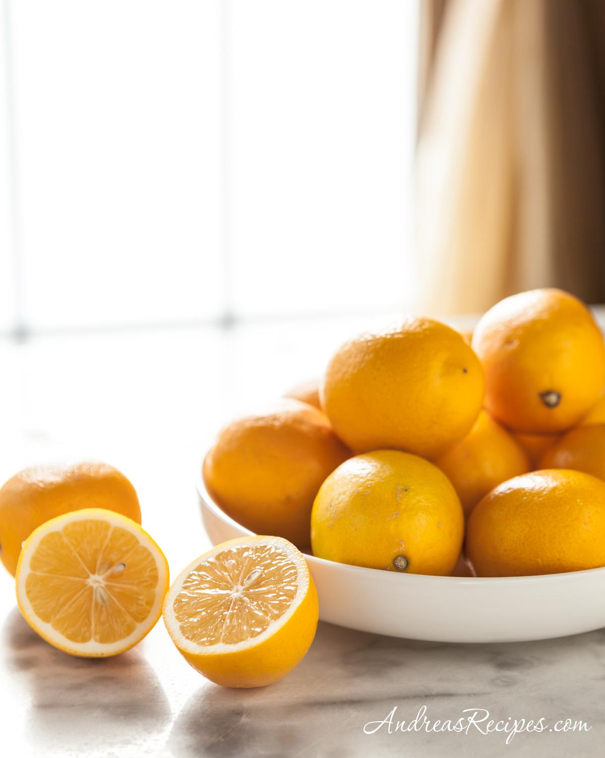 Meyer Lemons - Andrea Meyers