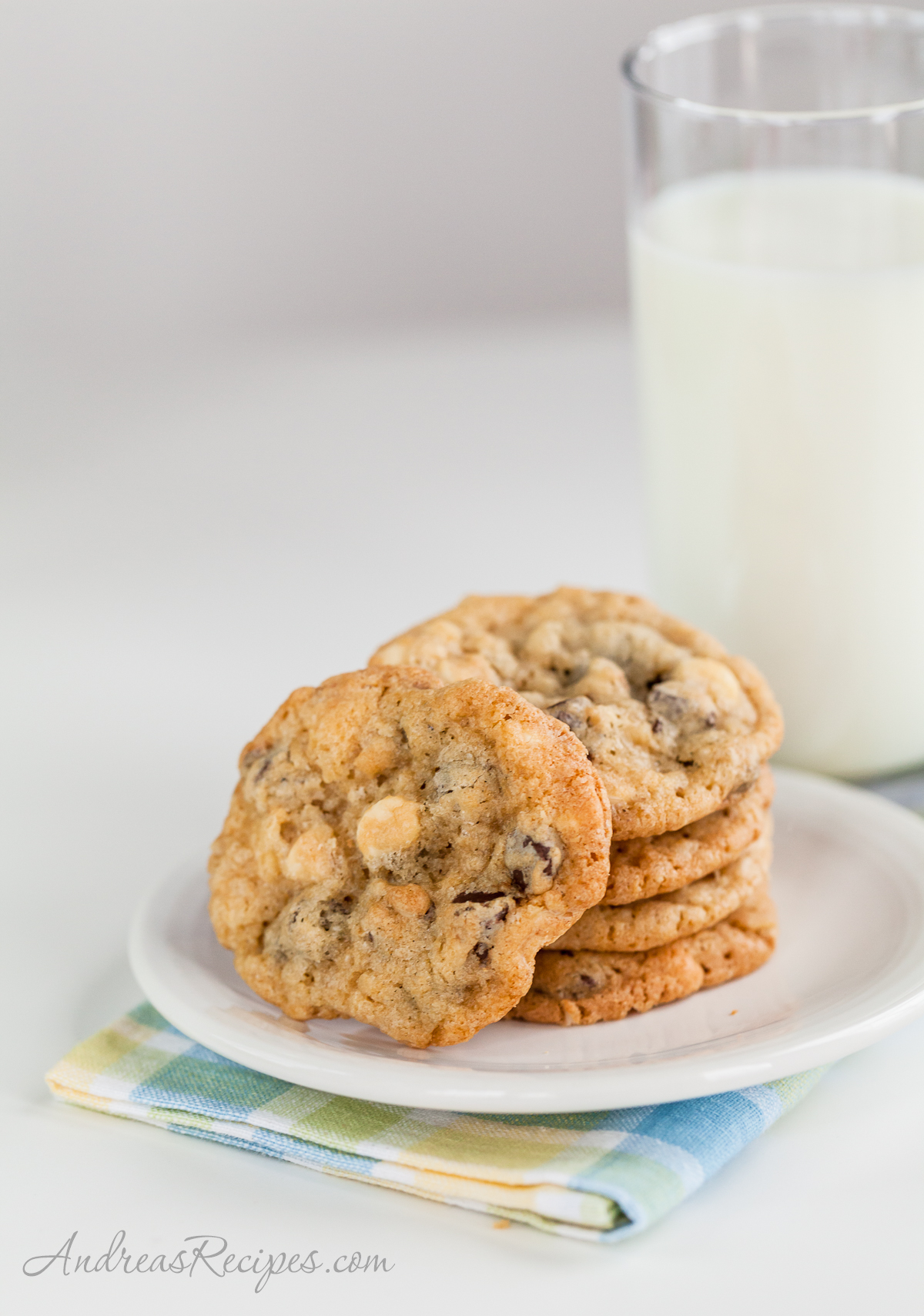 Chocolate chip cookies from Cookies for Kids Cancer - Andrea Meyers