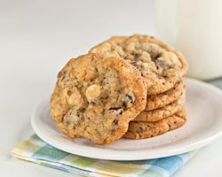 Chocolate Chip Oatmeal Cookies (Cookies for Kids Cancer)