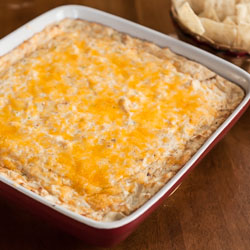 From the Pantry: Cholula Hot Sauce (Hot and Spicy Crab Dip Recipe) - Andrea Meyers