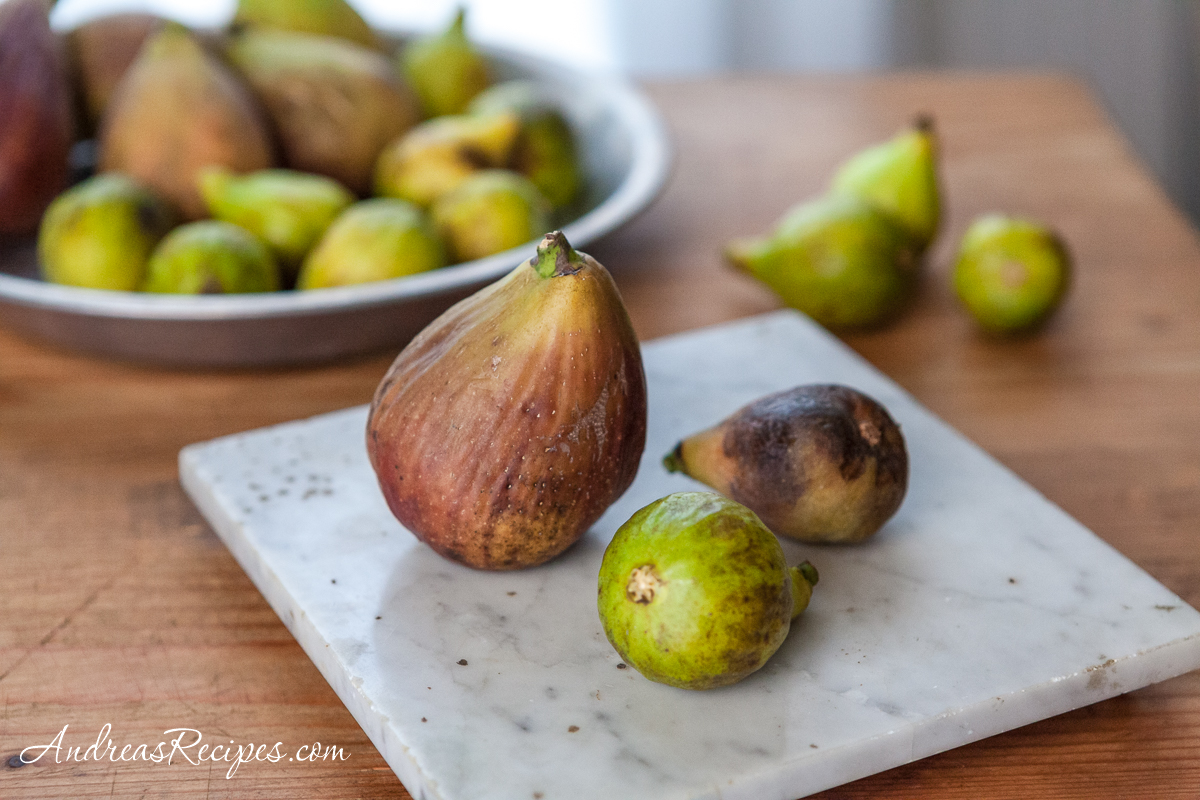 Figs from Ticonderoga Farms - Andrea Meyers