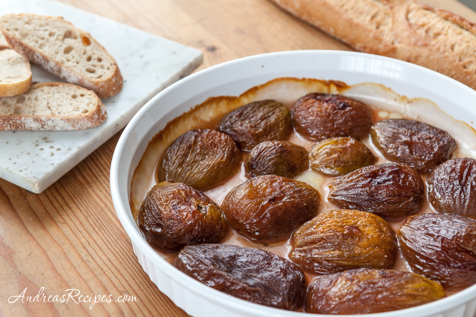 Roasted Figs - Andrea Meyers