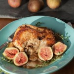 Chicken with Figs and Honey Recipe - Andrea Meyers