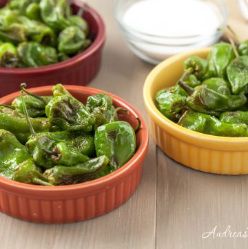 Padron Peppers Tapa - Andrea Meyers