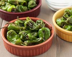 Padron Pepper Tapa