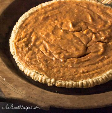 Sweet Potato Pie - Andrea Meyers
