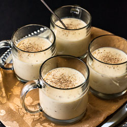 Eggnog, Light and Easy