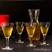 Polish Krupnik (Honey Spiced Vodka) for Christmas Eve - Andrea Meyers