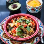 Mexican Chorizo Hash - Andrea Meyers