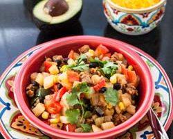Mexican Chorizo Hash