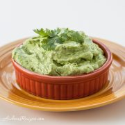 Avocado and Greek Yogurt Dip - Andrea Meyers