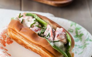 Maine Lobster Rolls