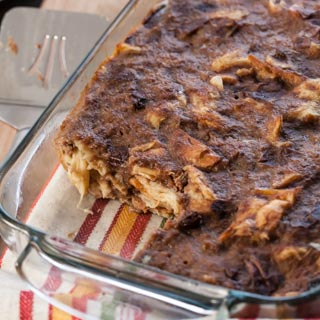 Apple Butter Bread Pudding Recipe - Andrea Meyers