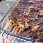 Apple Butter Bread Pudding - Andrea Meyers