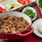 Slow Cooker Pork Carnitas - Andrea Meyers
