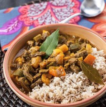 Cape Malay Curry - Andrea Meyers