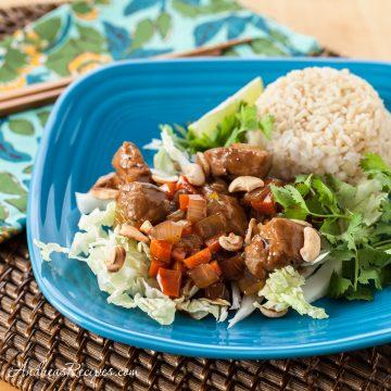 Vietnamese Caramel Pork - Andrea Meyers